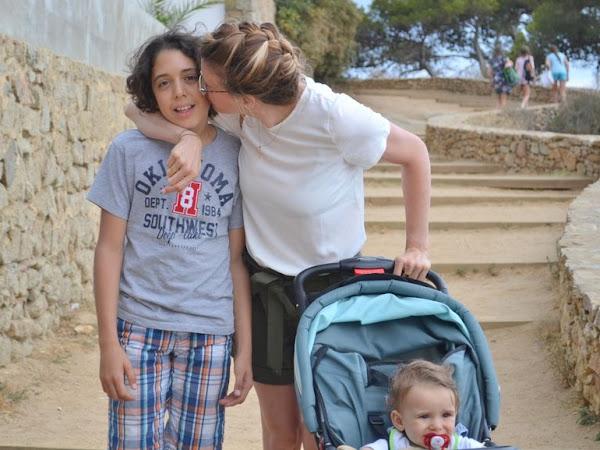 Les Portraits de Mamans # 5 : Iléana, Salah et Ambre !