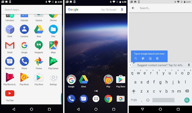 Baixar Pixel Launcher, Usar Android O