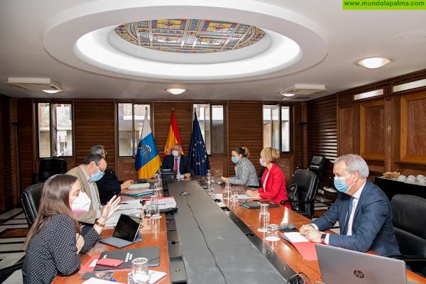 El Gobierno autoriza a la consejera de Turismo a otorgar subvenciones directas por importe superior a los 150.000 euros