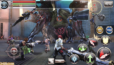 God Eater Online MOD Unlimited Money v1.0.0.3 Apk android Update Terbaru