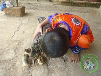FOTO 2 : Jangan Marahi Anak Yang Nakal.   Dimarahi Justru Bisa Meningkatkan Kenakalannya