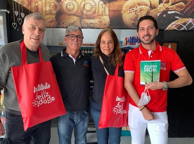 ONG Banco de Alimentos visita Registro-SP