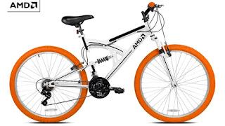 The Custom AMD Mountain Bike