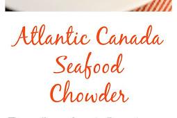 Atlantic Canada seafood chowder