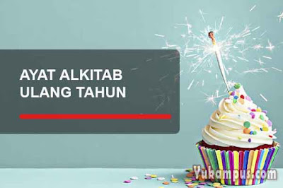 ayat alkitab tentang ulang tahun