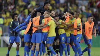 Brasil é o novo campeão da Copa America depois de derrotar o Peru