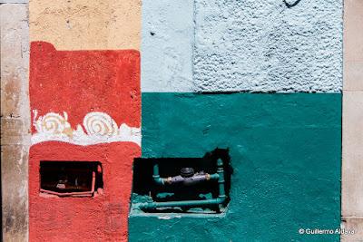 Calzada Tecolote, Ruta de la Independencia (Guanajuato, México), by Guillermo Aldaya / PhotoConversa