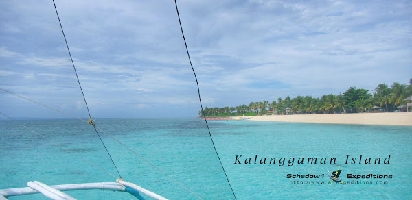 Kalanggaman Island - Schadow1 Expeditions