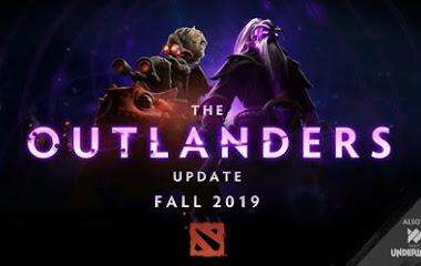 [DOTA 2] Big Update mang tên Outlanders sẽ có mặt vào mùa Thu 2019