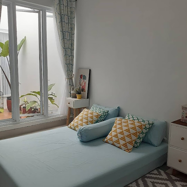 Desain Interior Kamar Tidur Remaja Simple Terbaru
