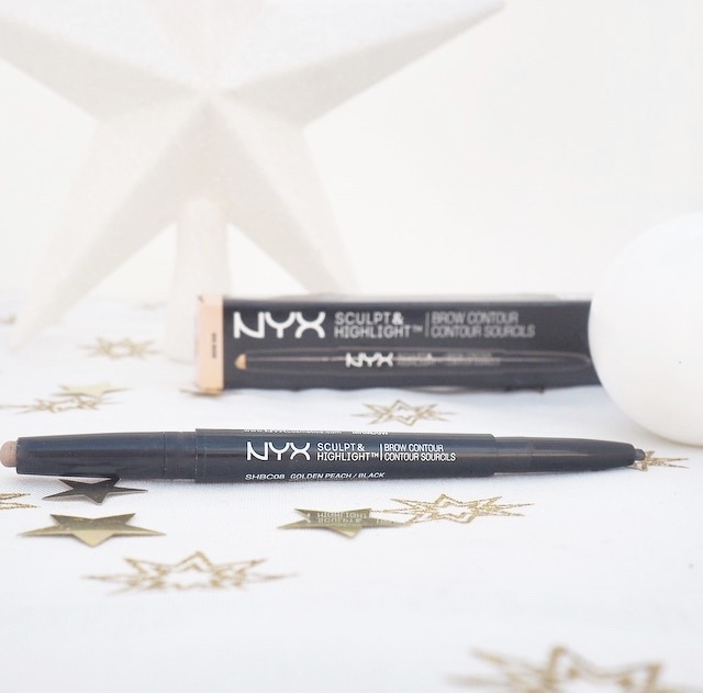 nyx sculpt and highlight brow
