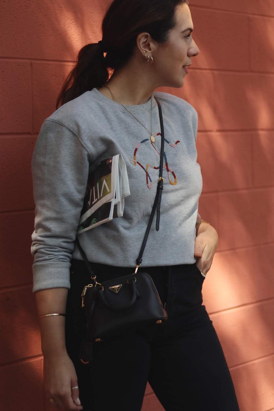 kotn knot on my planet holt renfrew sweater