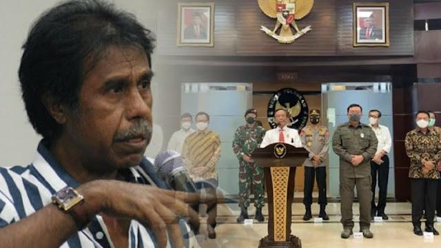 FPI Dibubarkan, Pakar: Pernyataan Menteri atau Presiden Bukan Hukum, Kecuali di Negara Otoriter