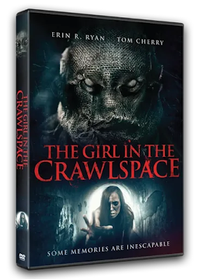 DVD Review - The Girl In The Crawlspace (2018)