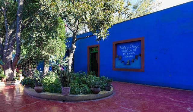 Museu Casa Azul Frida Kahlo