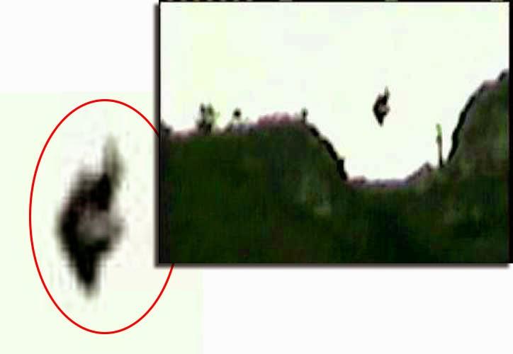 humanoides voadores