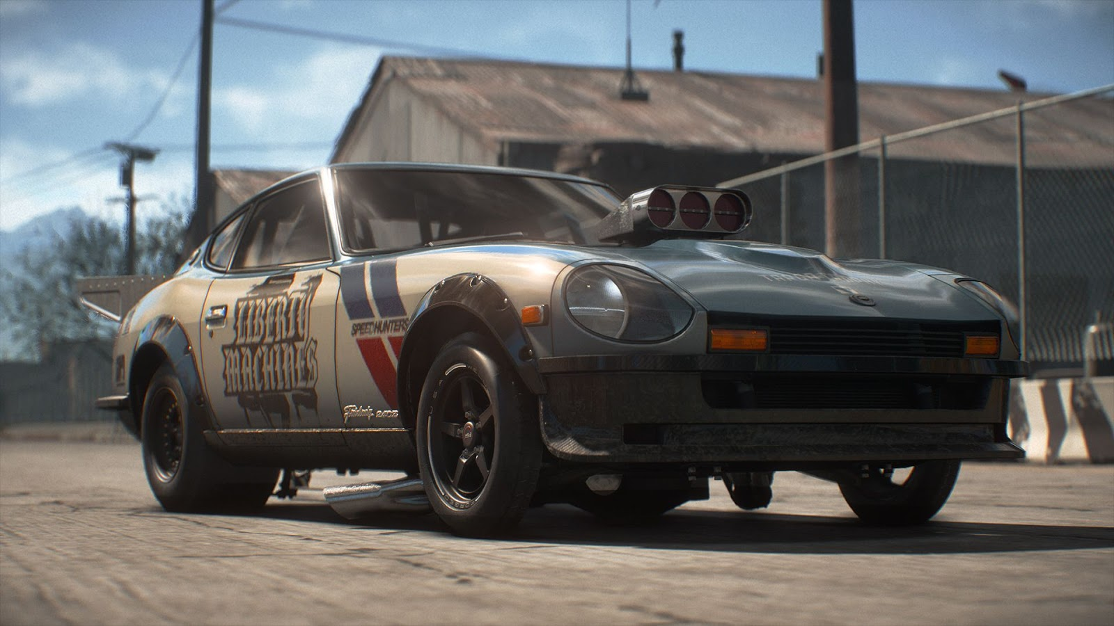 Need for Speed Payback Torrent Imagem