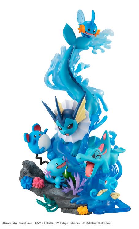 Figura Pokémon MegaHouse