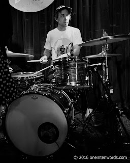 Saintseneca at The Silver Dollar Room April 9 2016  Photo by John at One In Ten Words oneintenwords.com toronto indie alternative music blog concert photography pictures