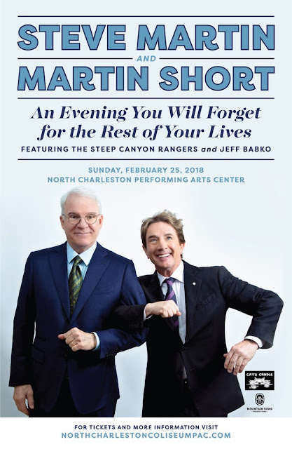 Steve Martin and Martin Short: An Evening You Will Forget for the Rest of Your Life (2018) ταινιες online seires xrysoi greek subs