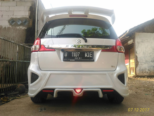 Bemper Custom New Ertiga 2016