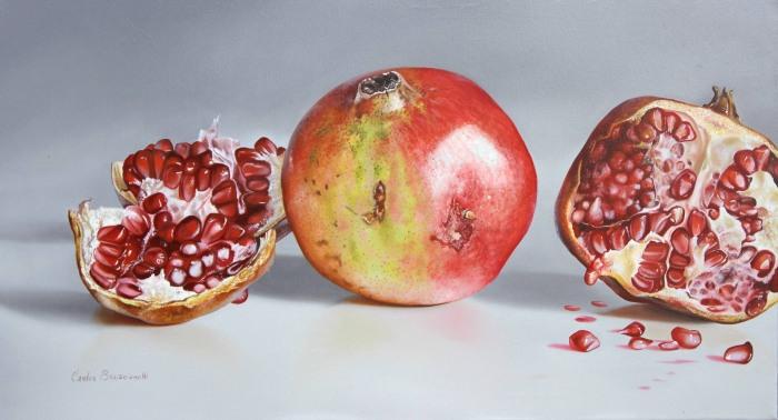 Венесуэльский художник-реалист. Carlos Bruscianelli
