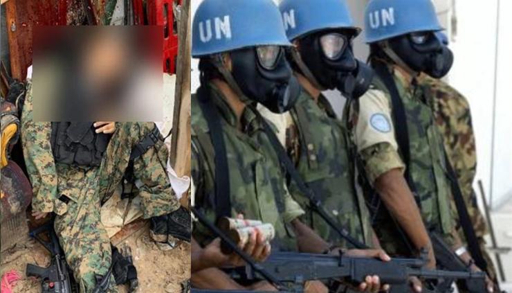 Quiénes son los cascos azules de la ONU y por qué los pobladores de Tamaulipas quieren que topen al Cártel del Noreste