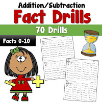Fluently Add and Subtract up to 20