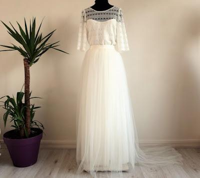 Robe de mariée Alice Faith Cauvain