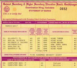 Do you want SSC / HSC Duplicate Mark Sheet online
