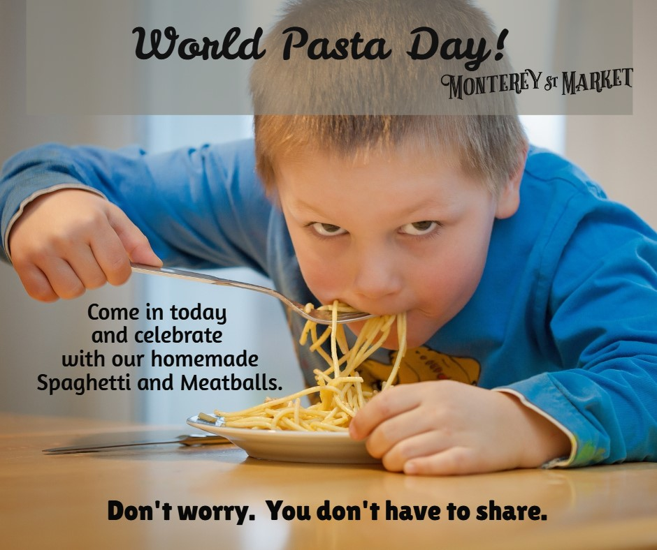 World Pasta Day Wishes pics free download