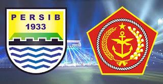 Persib Bandung vs PS TNI