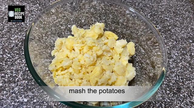 Aloo Masala Stuffing Recipe