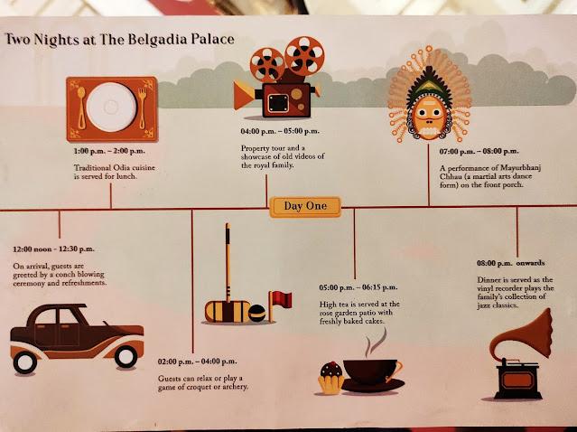 Experiences at Belgadia Palace