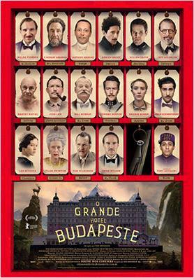 O Grande Hotel Budapeste – AVI Dual Áudio e RMVB Dublado