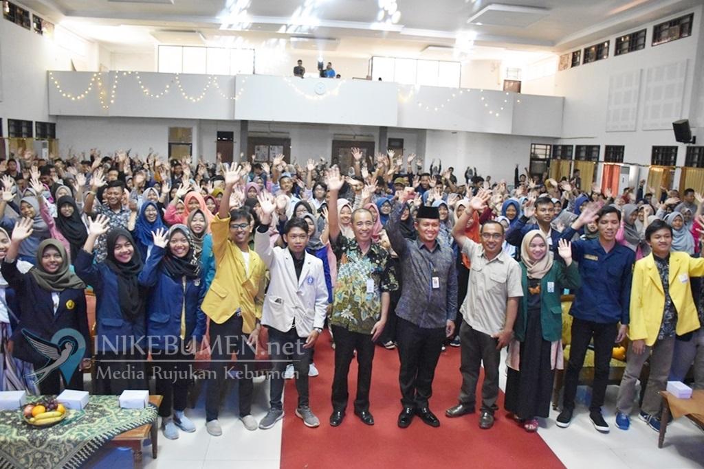 30 Kampus PTN dan PTS Ikuti Kebumen Campus Festival 2020
