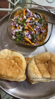 Usal Maharashtrian Style Recipe