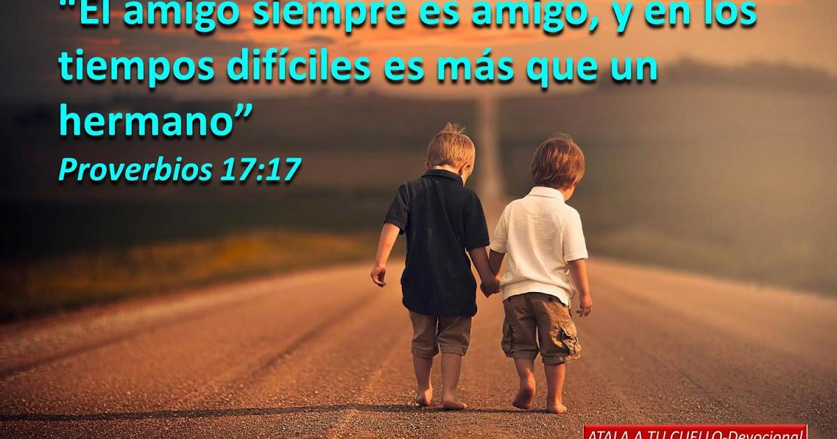 ATALA A TU CUELLO Devocional: Proverbios 17