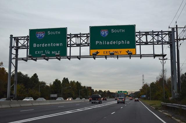Como ir de Nova York à Filadélfia de carro