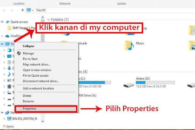 5 Cara Menampilkan Kursor Mouse Yang Hilang Di Windows 10 Pada Laptop Dan Komputer