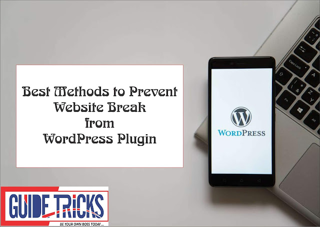 Best Methods to Prevent Website Break from WordPress Plugin