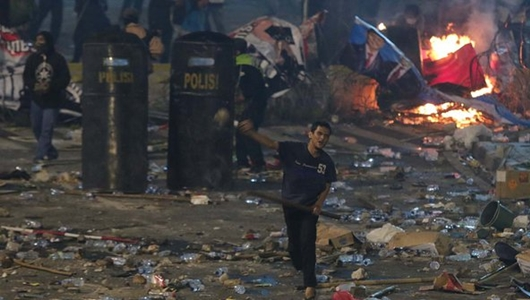 Pemerintah Pastikan Investigasi Kerusuhan 22 Mei Libatkan Komnas HAM