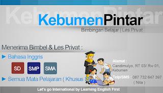 Download Template Kartu Nama Bimbel Format Photoshop