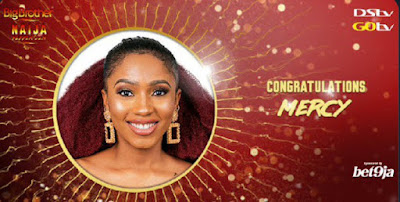 BBNaija 2019 Finale: Mercy Emerges as the First Woman Big Brother Naija Winner (Video)