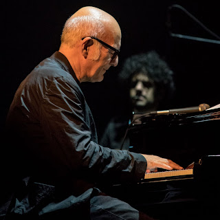 The musician and composer Ludovico Einaudi