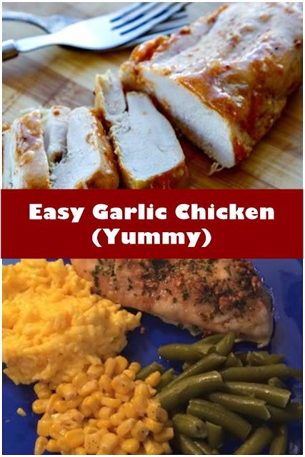 #Easy #Garlic #Chicken
