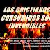 Los cristianos consumidos son invencibles Por P. Todd Nettleton