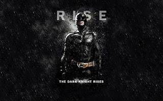 Batman The Dark Knight Rises Poster HD Desktop Wallpaper