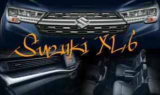 Suzuki xl6 ertiga