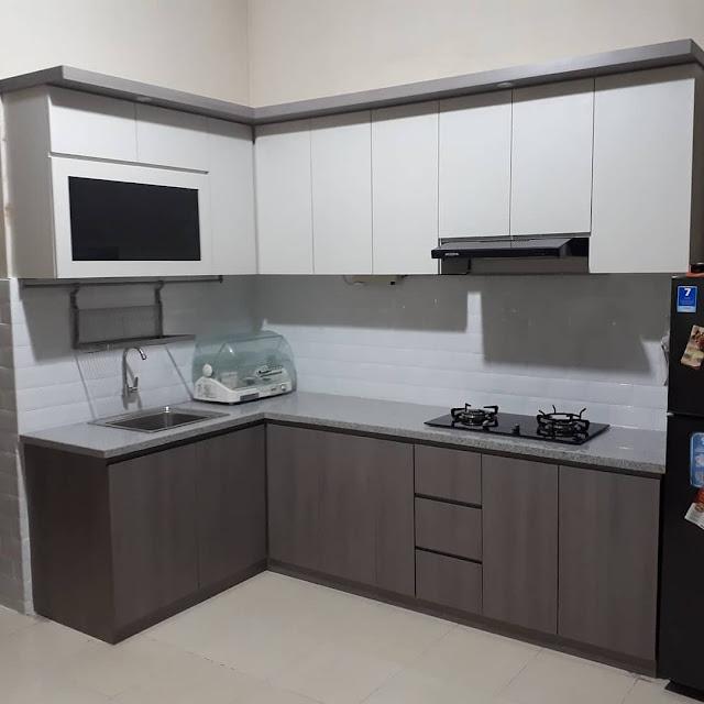 Jasa Kitchen Set ACP Sidoarjo